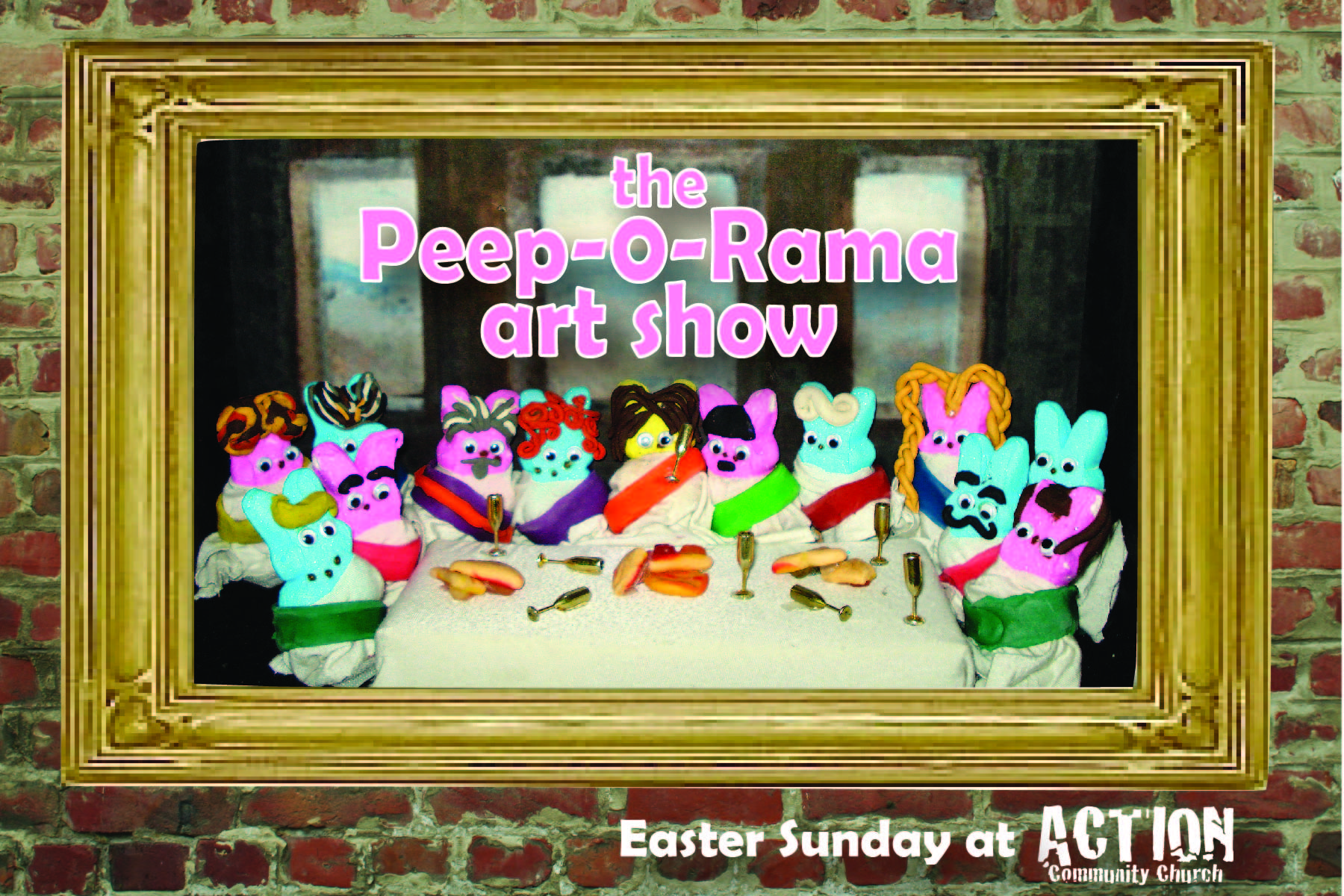 Peep-o-Rama 13-01 – Action Community Church